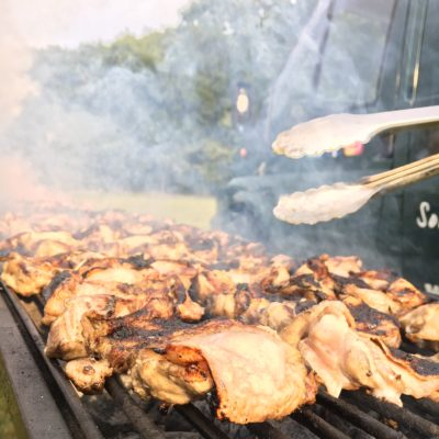 Braaied Chicken