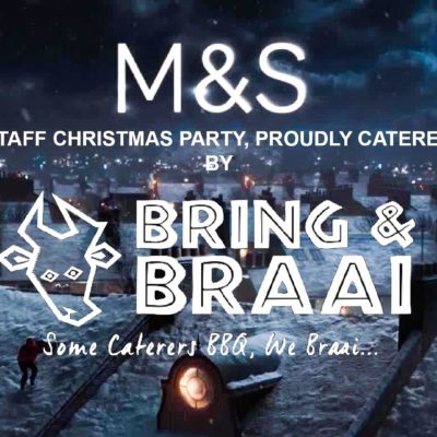 M&S Christmas Party